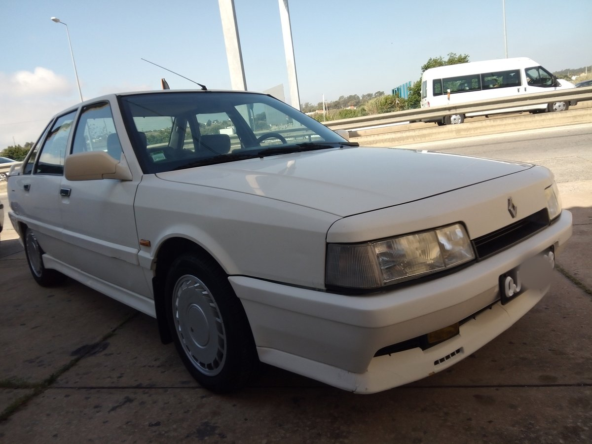 1988 21 Turbo MK1 175hp For Sale (picture 1 of 6)