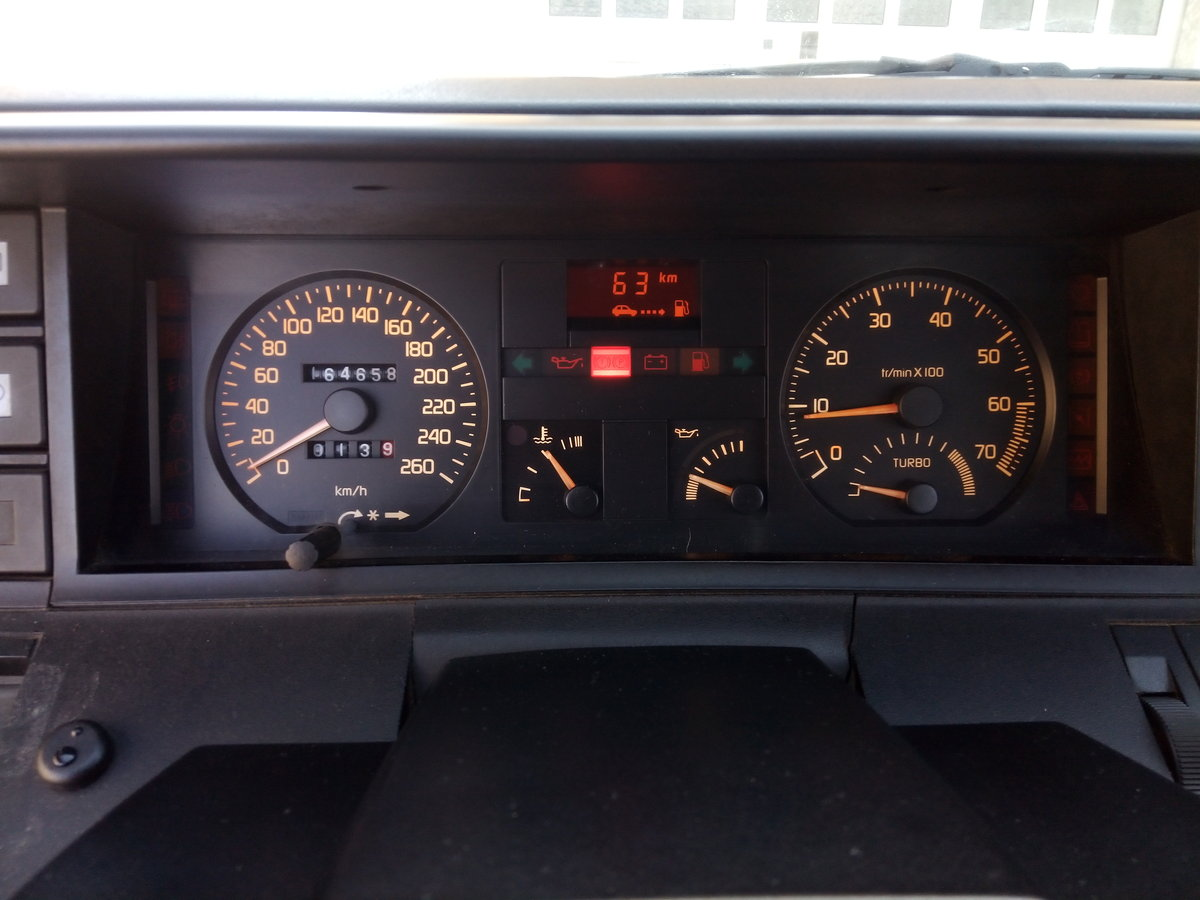 1988 21 Turbo MK1 175hp For Sale (picture 4 of 6)