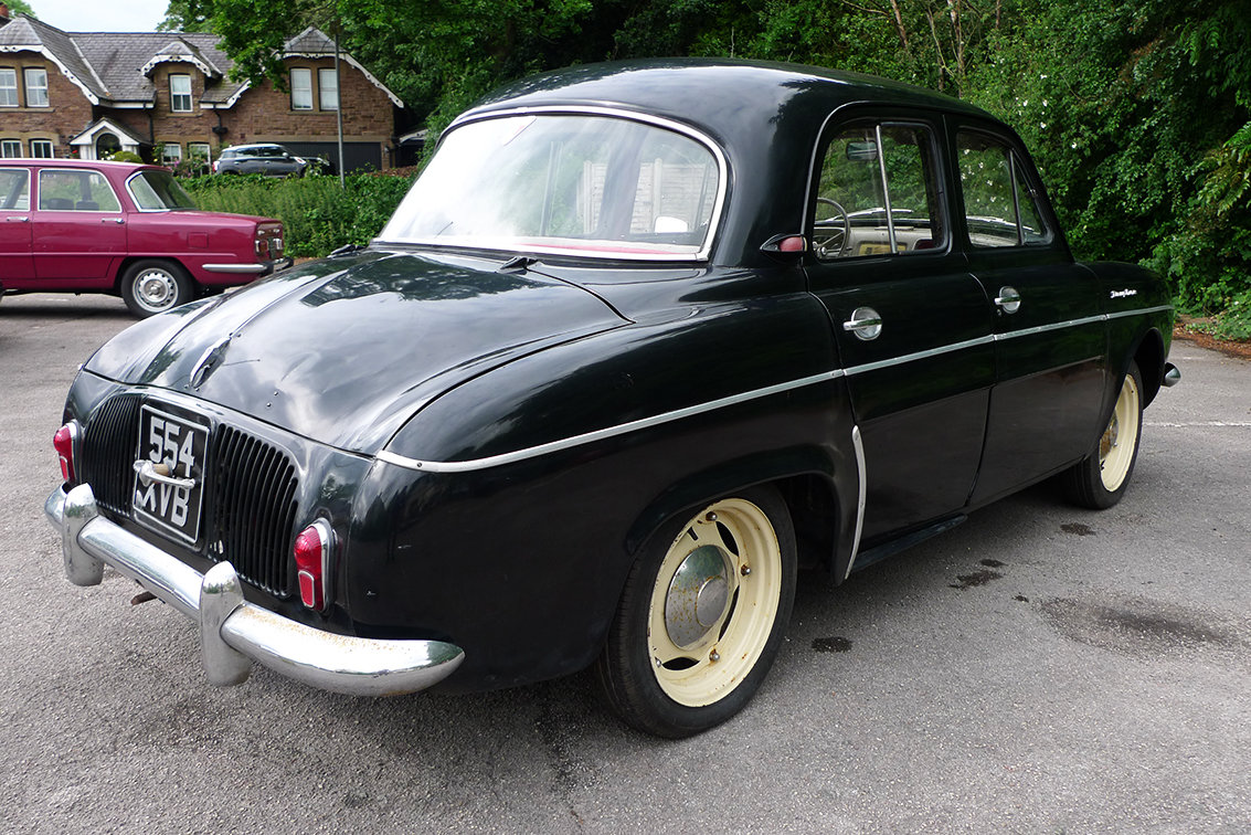 Renault dauphine 1957 - stunning car - uk register For Sale (picture 2 of 6)