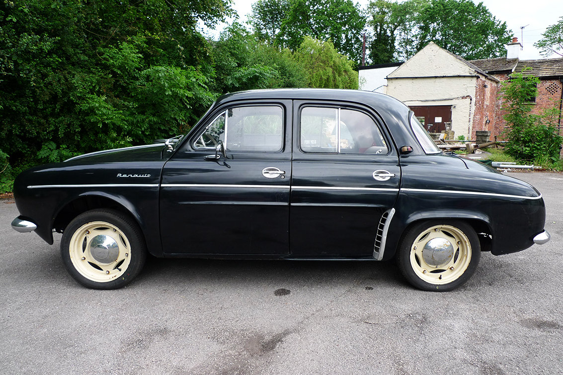 Renault dauphine 1957 - stunning car - uk register For Sale (picture 3 of 6)