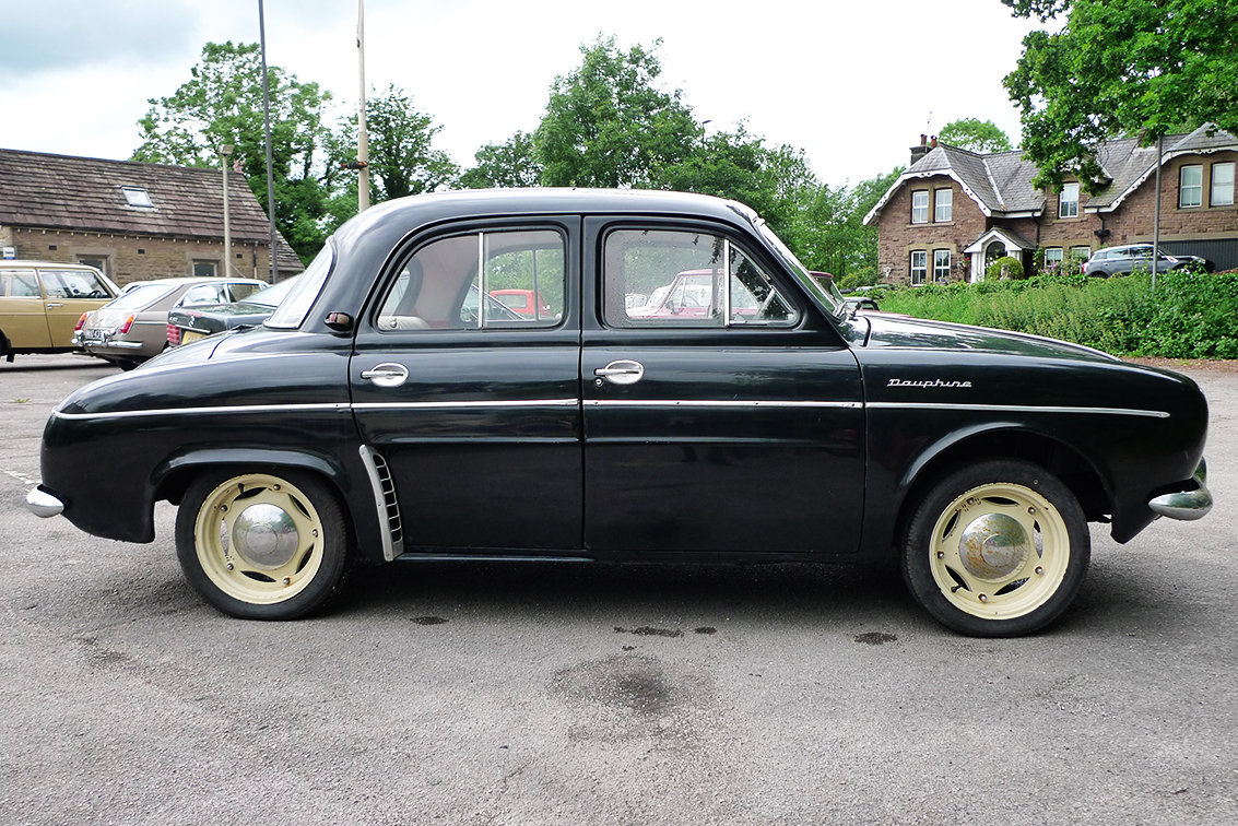 Renault dauphine 1957 - stunning car - uk register For Sale (picture 5 of 6)