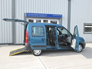 2009 Renault Kangoo 1.6 16v Authentique WheelChair Access Vehicle For Sale