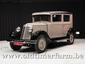 1930 Renault Monasix RY2 '30 For Sale