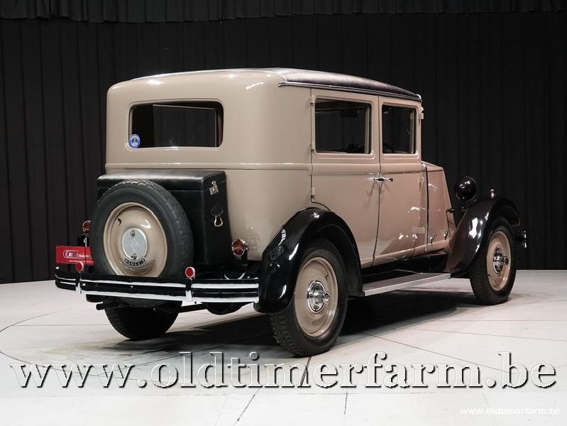1930 Renault Monasix RY2 '30 For Sale (picture 2 of 6)