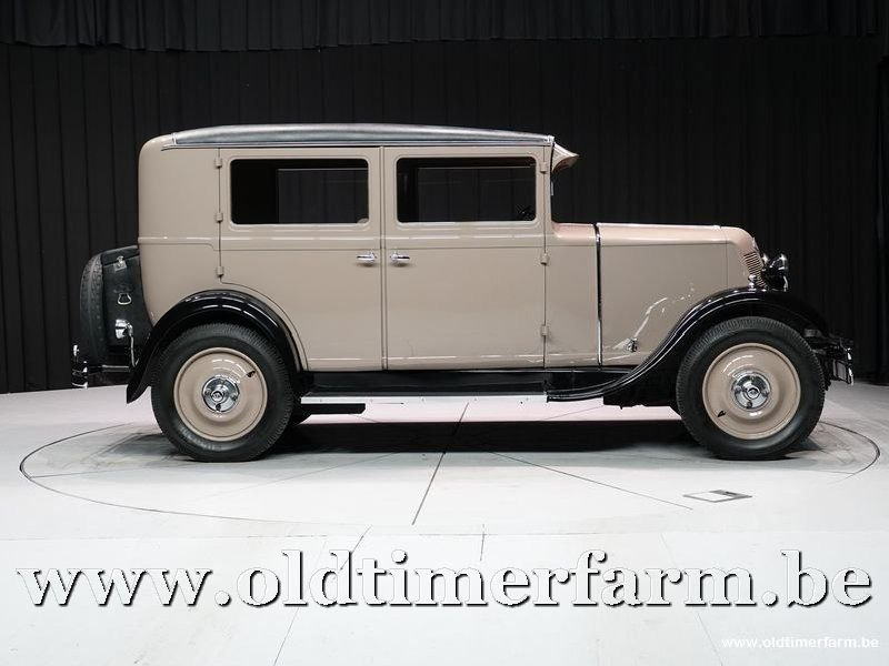 1930 Renault Monasix RY2 '30 For Sale (picture 3 of 6)