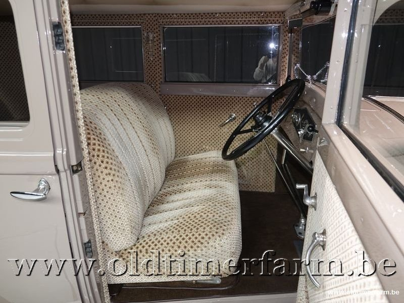 1930 Renault Monasix RY2 '30 For Sale (picture 4 of 6)