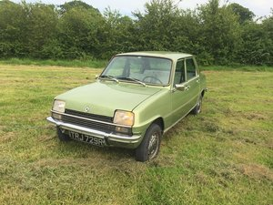 1977 Renault 7 (siete) not renault 5 For Sale