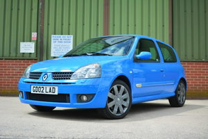 2005 Renault Sports Clio 182 CUP For Sale by Auction