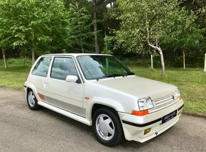 1988 Renault 5 GT Turbo Phase 2, WOW, low mileage 80's HOT HATCH!