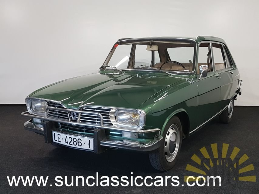 Renault 16tl 1977, good condition.  For Sale (picture 1 of 6)
