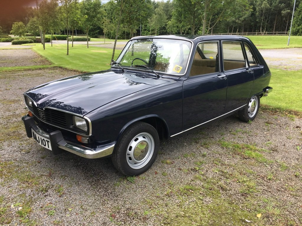 1979 Renault 16 TL Exceptional, 1 reg owner 42000 miles SOLD (picture 4 of 6)