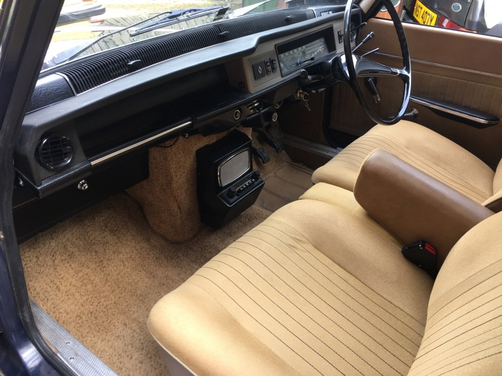 1979 Renault 16 TL Exceptional, 1 reg owner 42000 miles SOLD (picture 5 of 6)