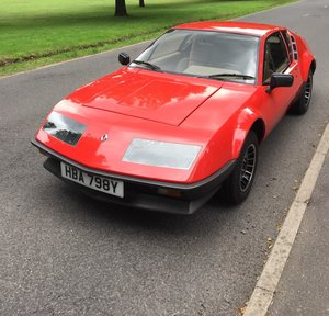 1982 Rare and immaculate Alpine A310 V6 For Sale
