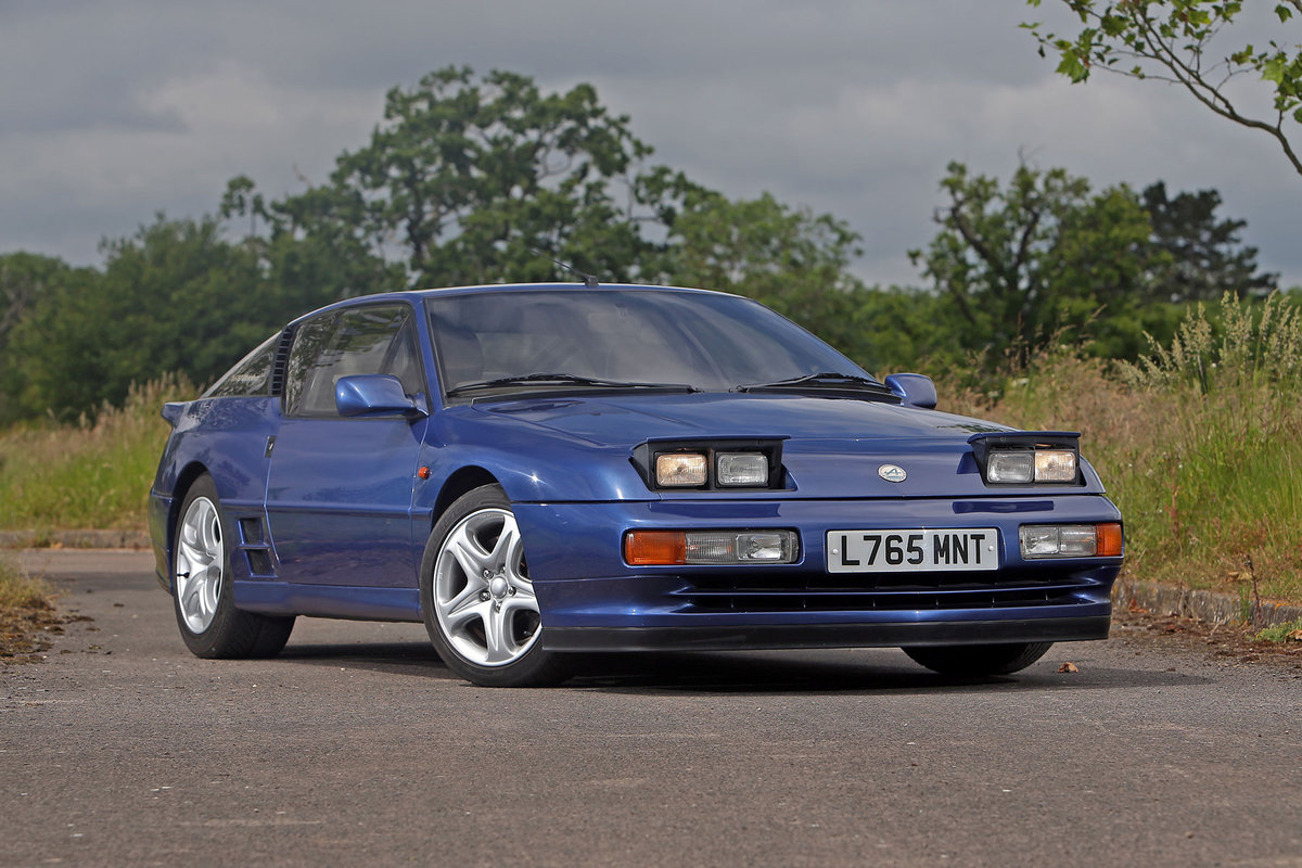 1994 Fully restored Renault A610  For Sale (picture 1 of 6)