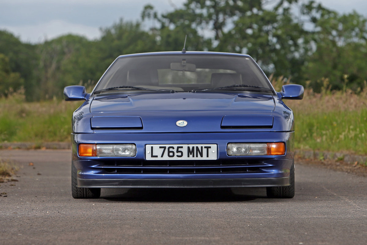 1994 Fully restored Renault A610  For Sale (picture 2 of 6)