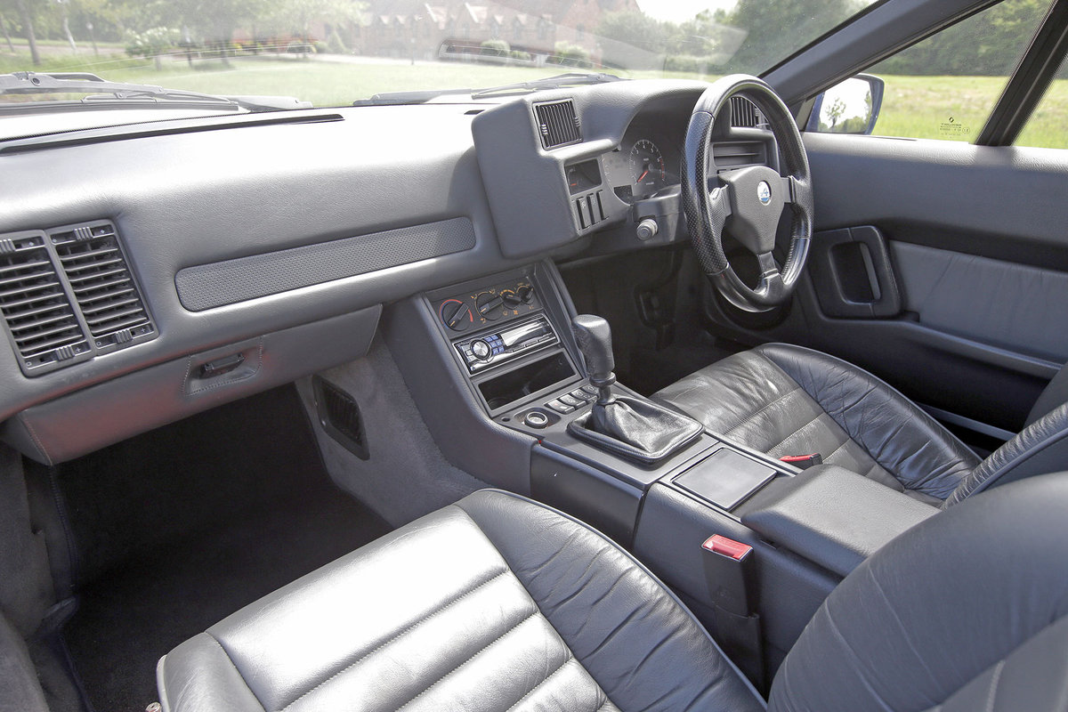 1994 Fully restored Renault A610  For Sale (picture 5 of 6)