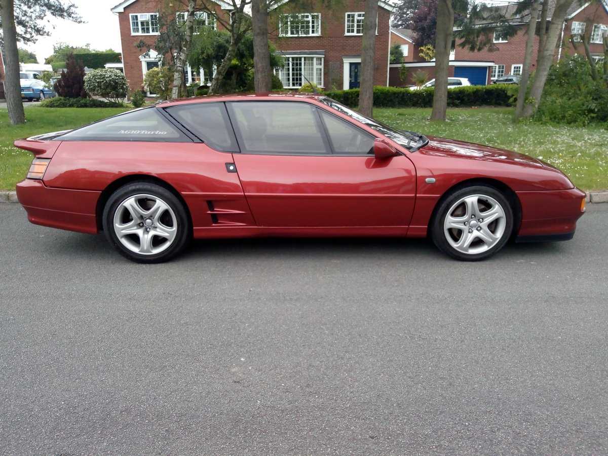 1994 Rare Alpine A610 Turbo Stunning For Sale (picture 1 of 6)