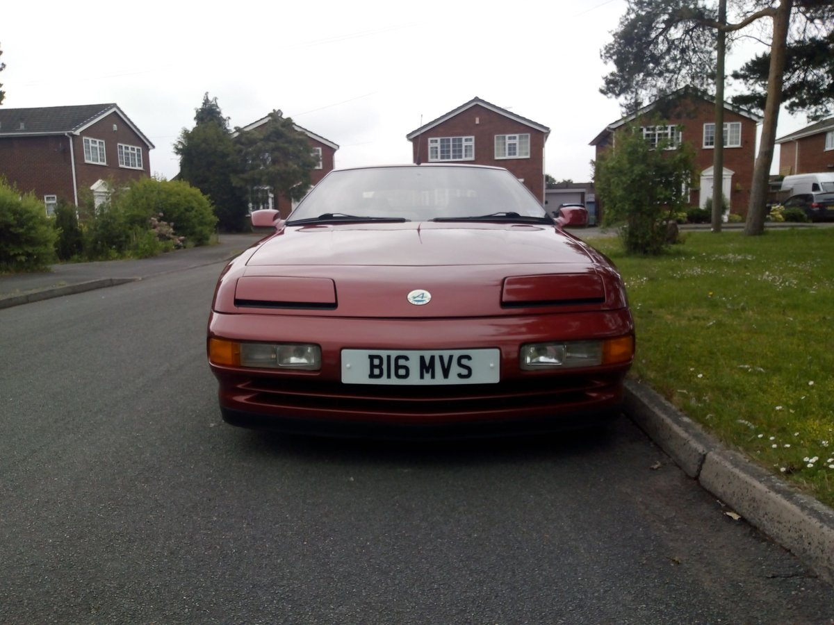 1994 Rare Alpine A610 Turbo Stunning For Sale (picture 2 of 6)