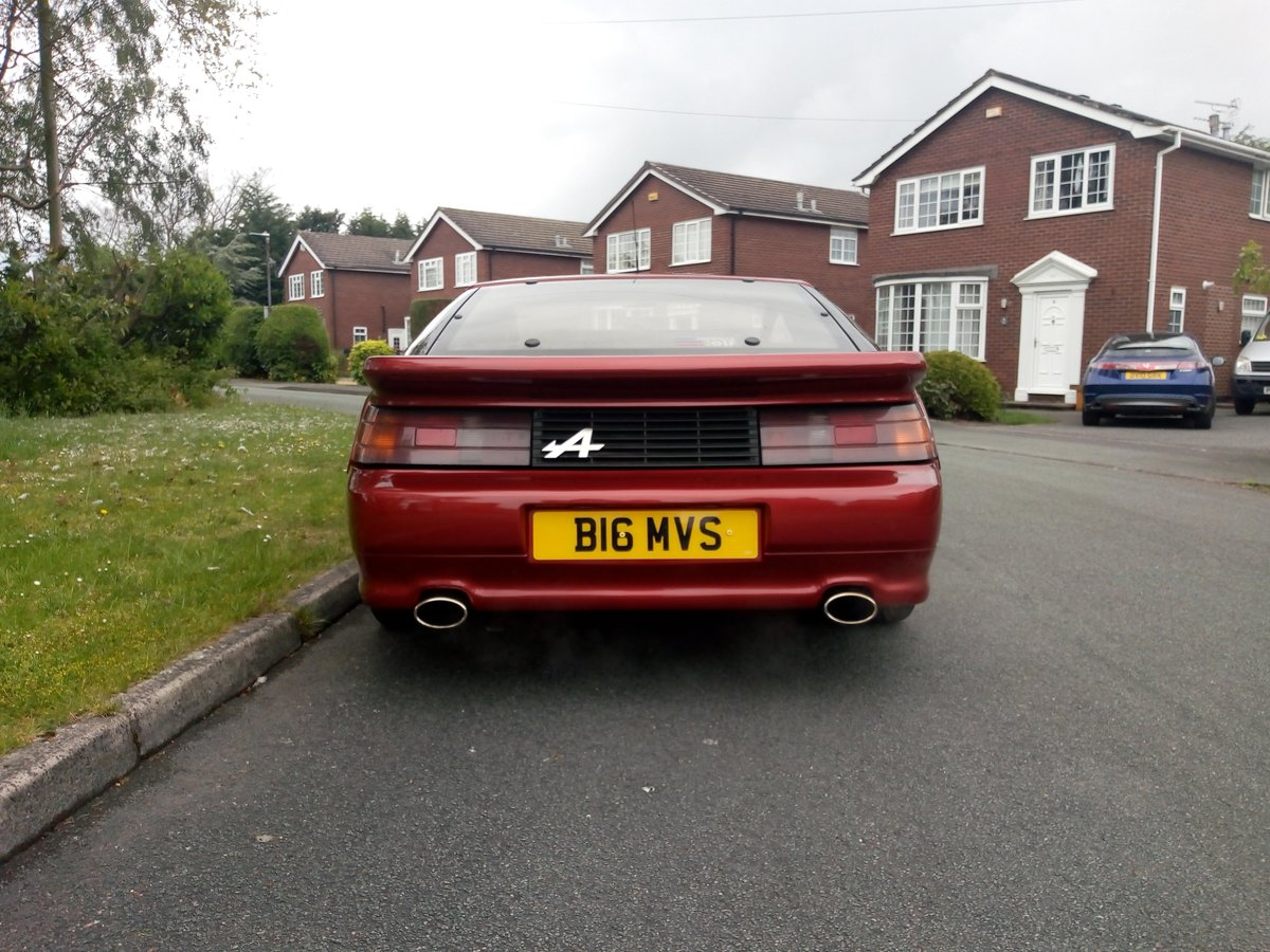1994 Rare Alpine A610 Turbo Stunning French Porsche 911 For Sale (picture 3 of 6)