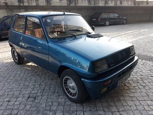 1983 Renault 5 Alpine Turbo For Sale
