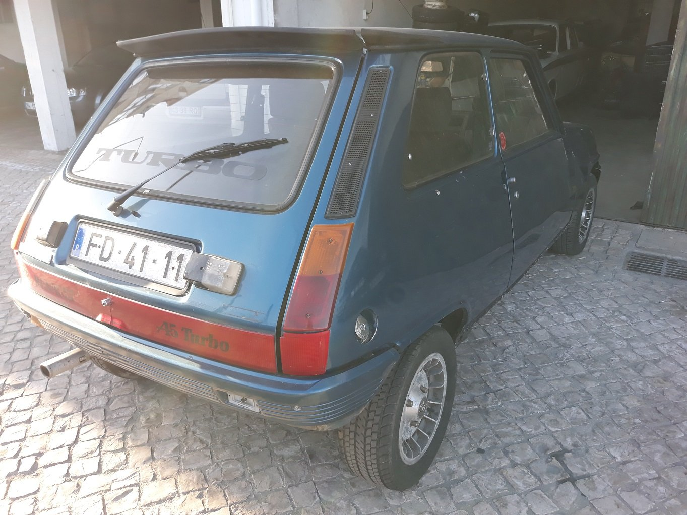 1983 Renault 5 Alpine Turbo For Sale (picture 2 of 6)