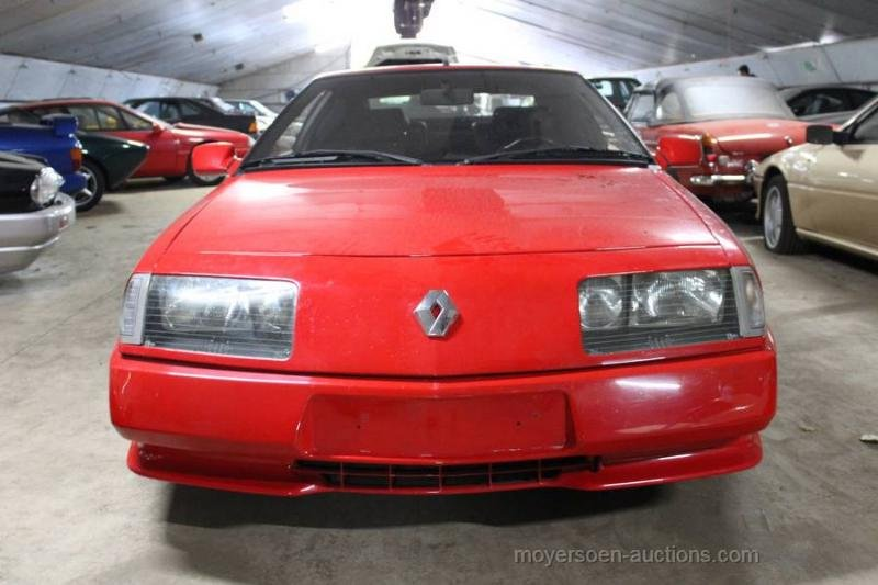1986 RENAULT Alpine V6 GTA  For Sale by Auction (picture 1 of 6)