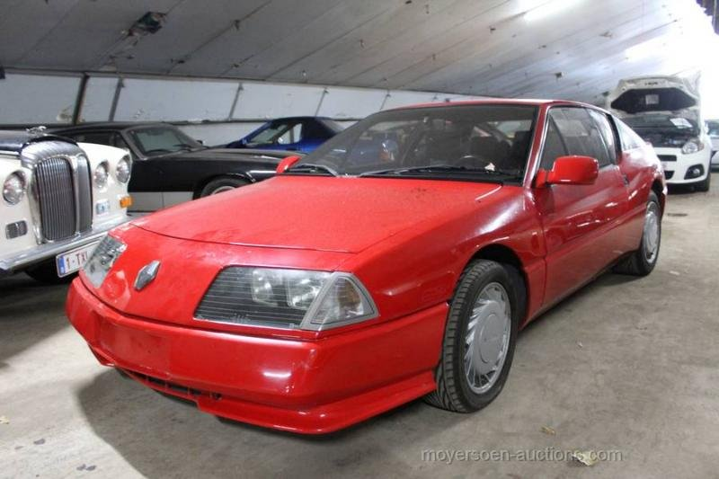 1986 RENAULT Alpine V6 GTA  For Sale by Auction (picture 2 of 6)