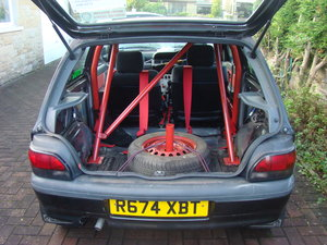 1997 Renault Clio  Mk1 1.4 RT OMP rollcage Classic  For Sale