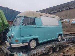 1960 vintage catering van conversion For Sale