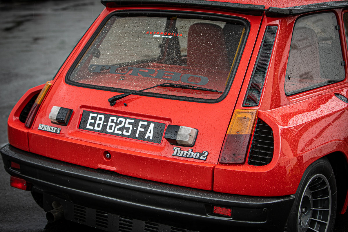 1985 Renault 5 Turbo 2 Evolution (Type 8221) SOLD by Auction (picture 3 of 6)