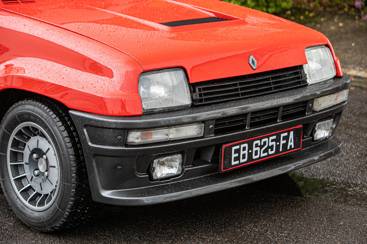 1985 Renault 5 Turbo 2 Evolution (Type 8221) SOLD by Auction (picture 6 of 6)
