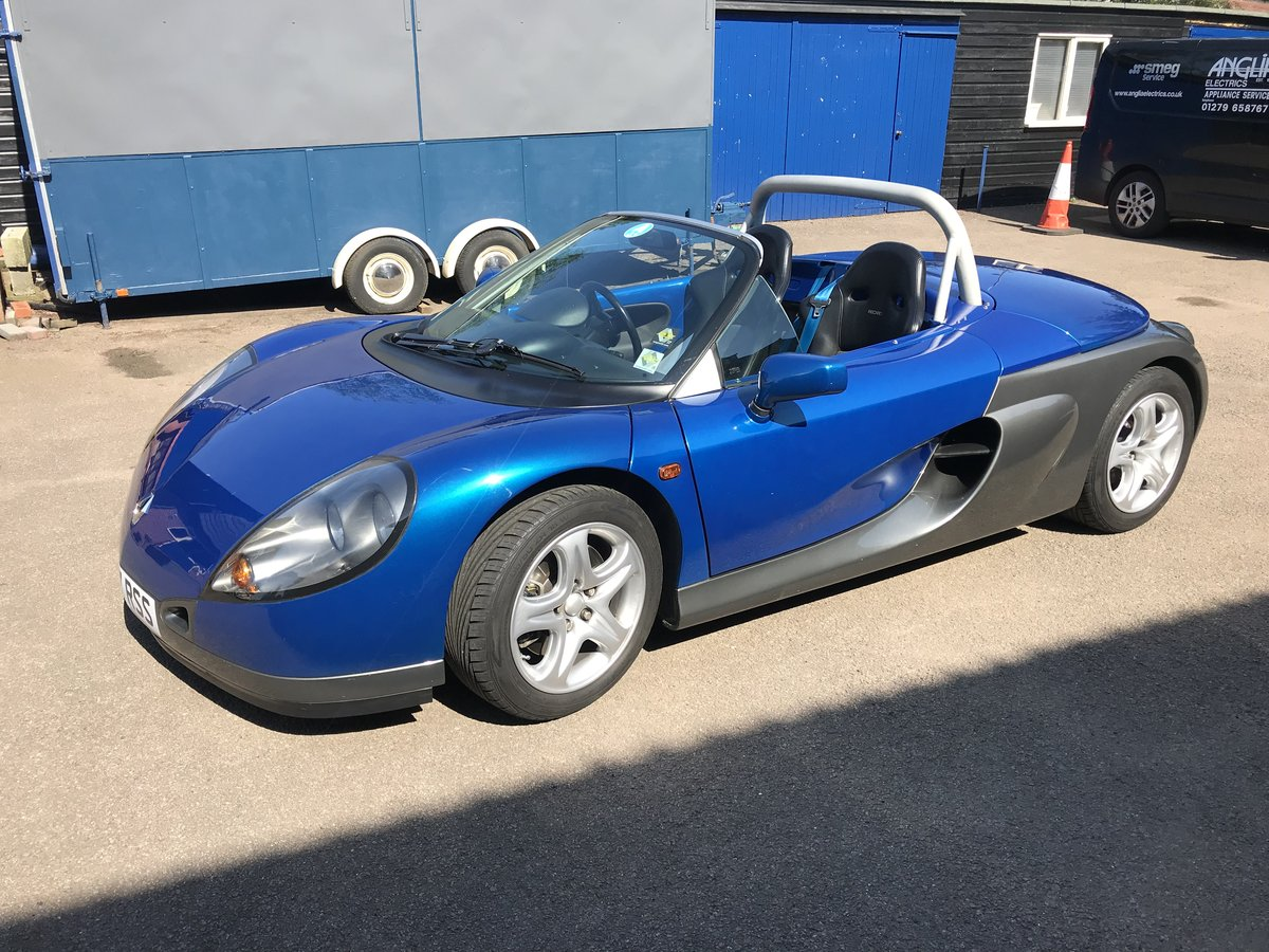 1997 Renault Sport Spider For Sale (picture 1 of 6)