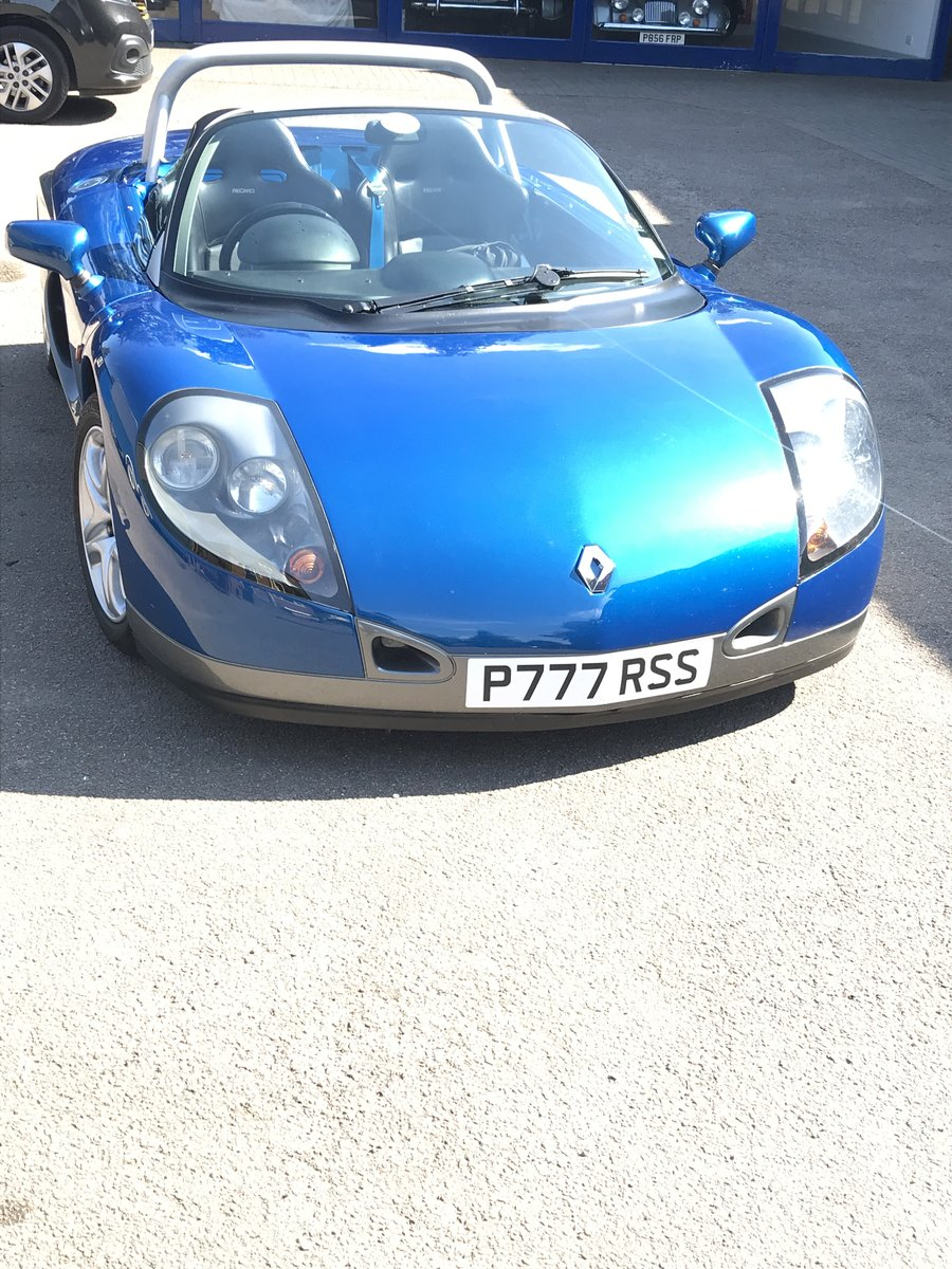 1997 Renault Sport Spider For Sale (picture 2 of 6)