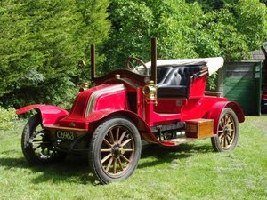 1912 Renault AX Tourer For Sale by Auction