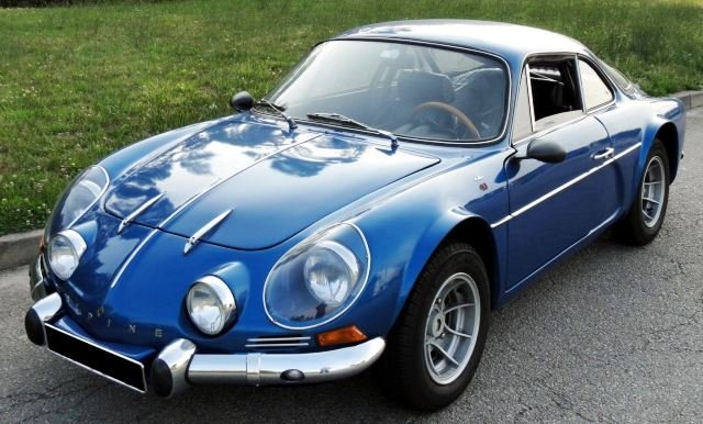 Renault Alpine A110 1300 - 1974 For Sale (picture 1 of 6)