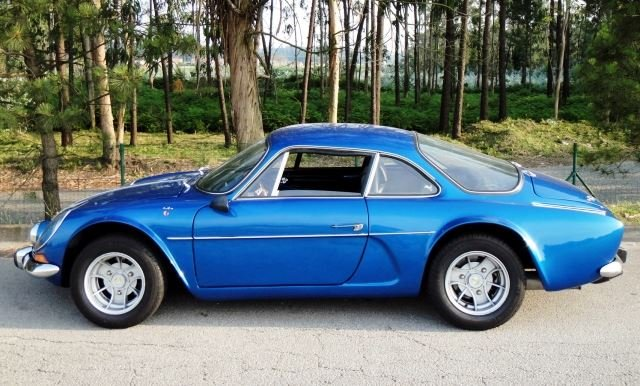 Renault Alpine A110 1300 - 1974 For Sale (picture 2 of 6)