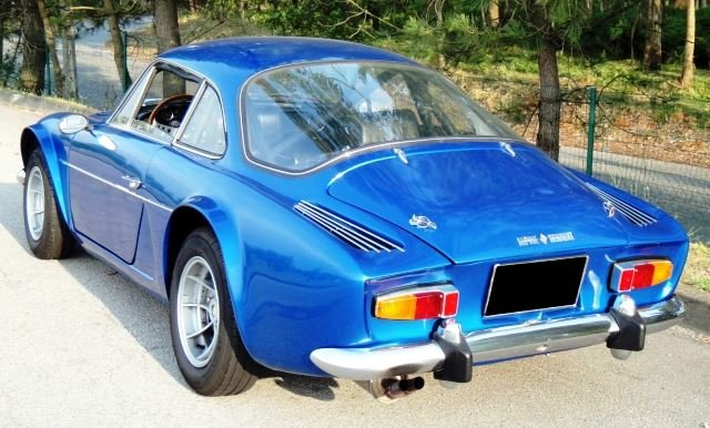 Renault Alpine A110 1300 - 1974 For Sale (picture 3 of 6)