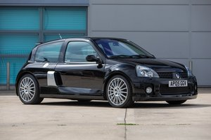 2005 Renault Clio Sport V6  For Sale by Auction