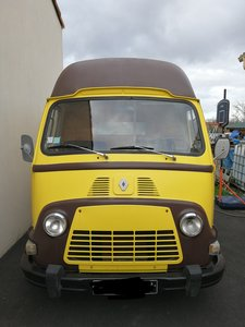 1973 Estafette Food truck project
