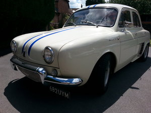 1961 Renault Dauphine Turbo For Sale