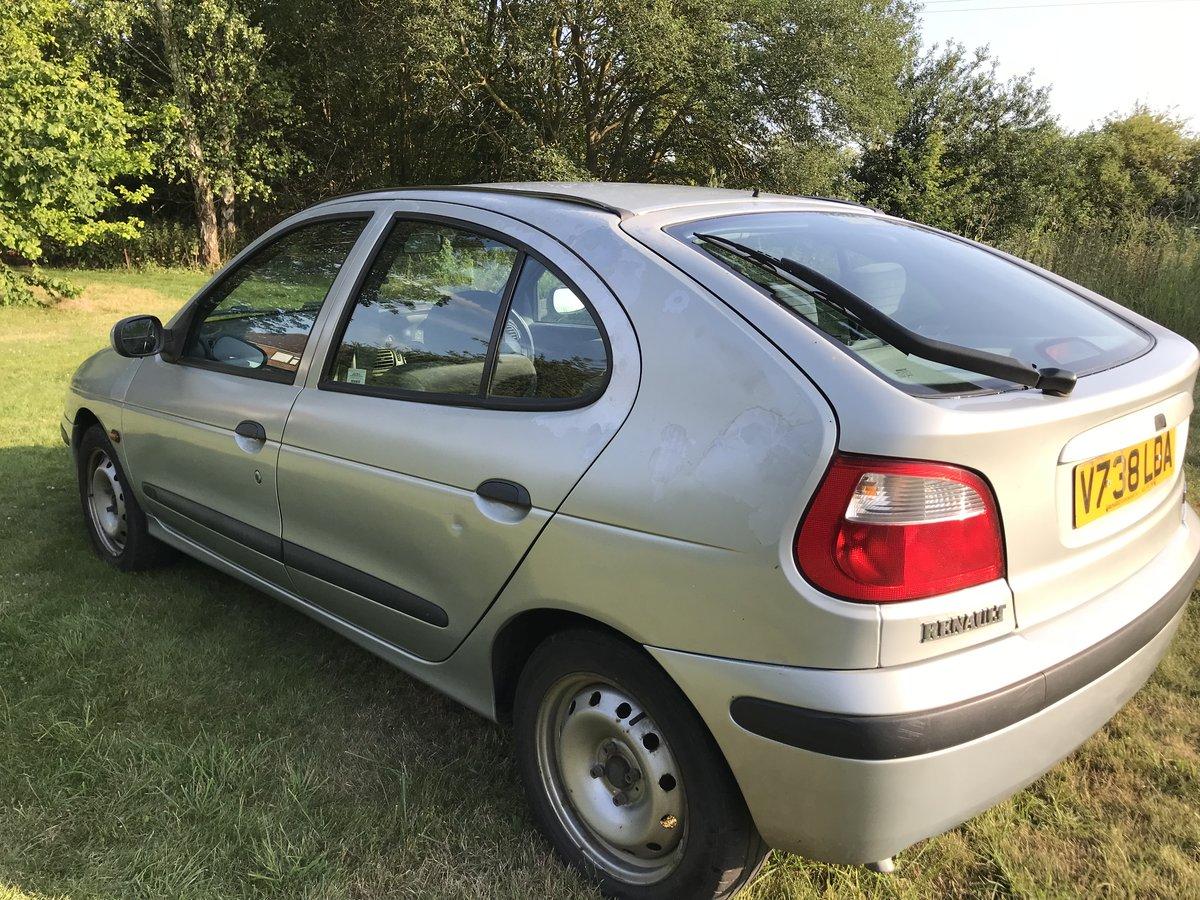 1999 Renault Megane 1.6 16V RT Alize For Sale (picture 5 of 6)