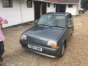 1989 Renault 5 Fine car Automatic For Sale