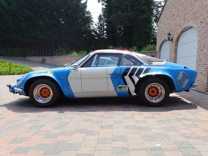 1967 RENAULT Alpine A110 G4 For Sale by Auction (picture 3 of 6)