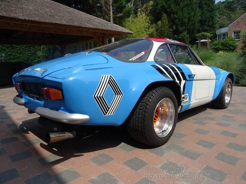 1967 RENAULT Alpine A110 G4 For Sale by Auction (picture 4 of 6)