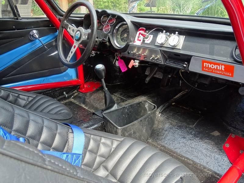 1967 RENAULT Alpine A110 G4 For Sale by Auction (picture 5 of 6)