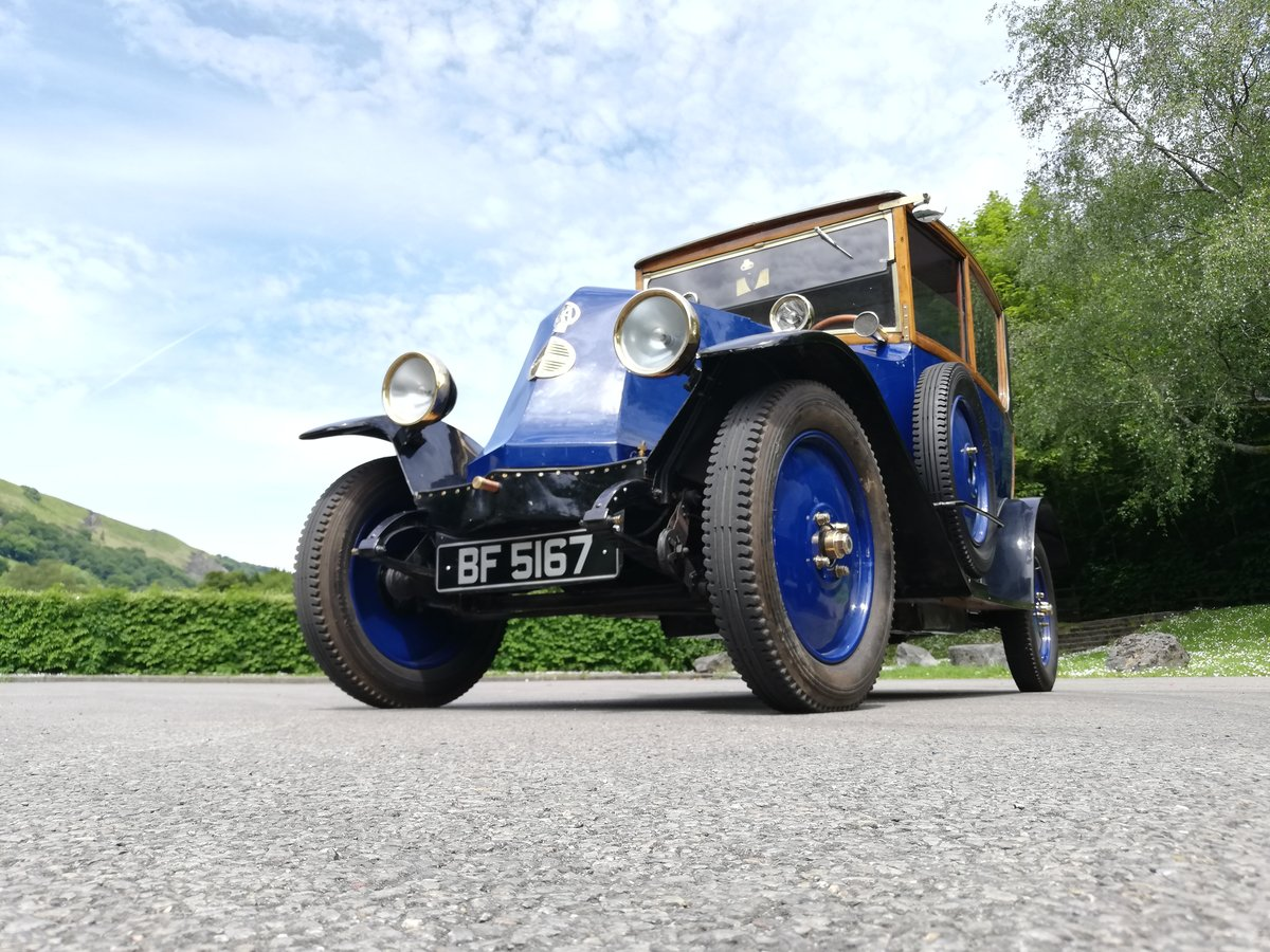 Renault KJ1 1924 For Sale For Sale (picture 1 of 5)