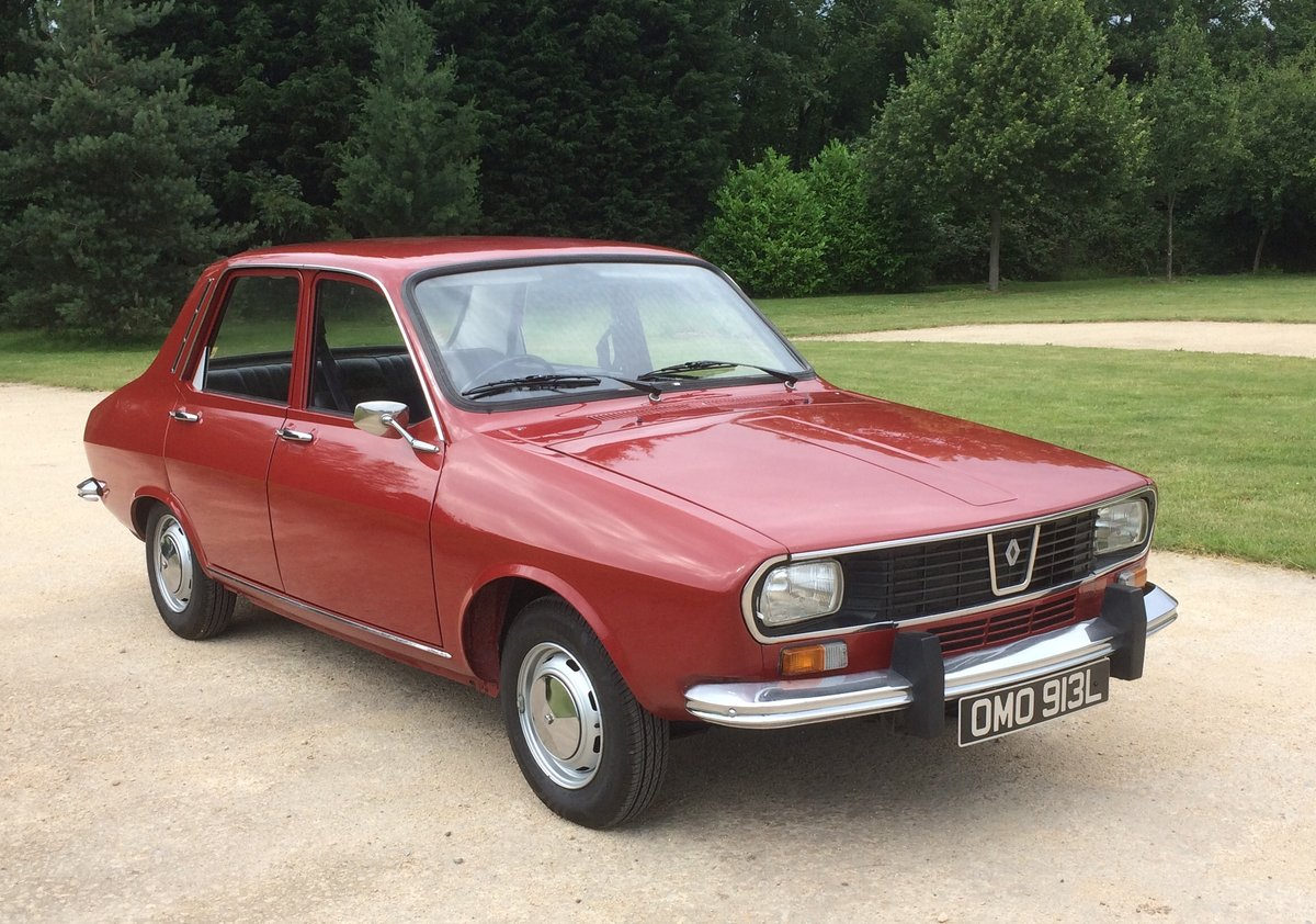Renault 12 TL (1973) For Sale (picture 1 of 6)