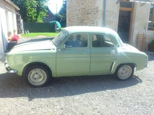 1957 Renault Dauphine - UK Registered For Sale