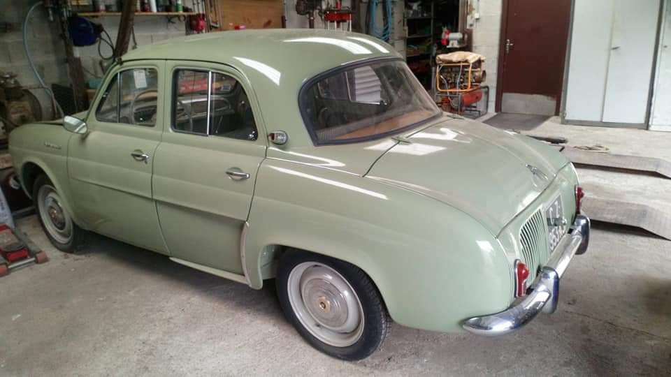 1957 Renault Dauphine - UK Registered SOLD (picture 4 of 6)