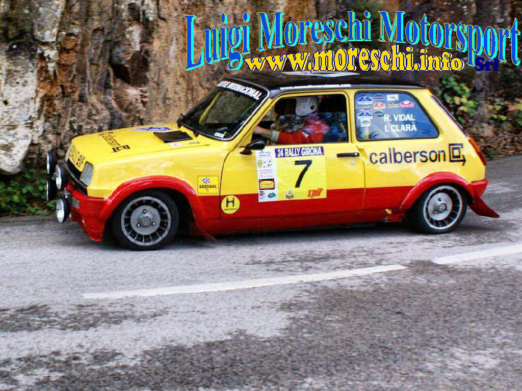 1981 Renault R5 Alpine Rally Gr A For Sale (picture 5 of 6)
